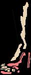 flamingofeet