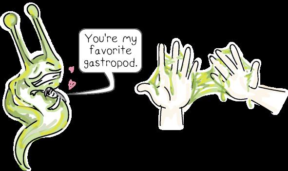 slug hug