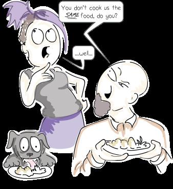 dog-food-man-food